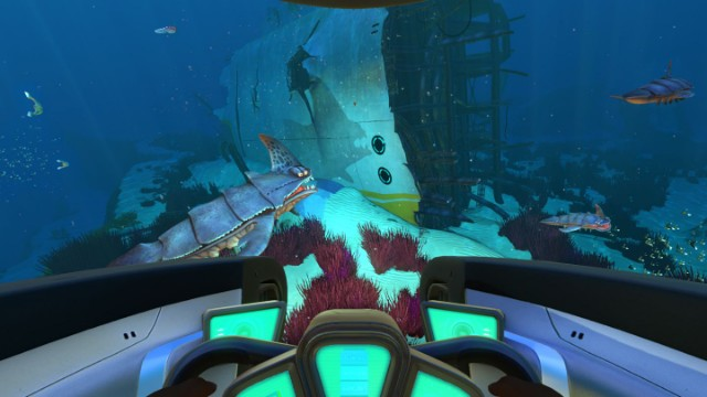 subnautica review xbox one 2