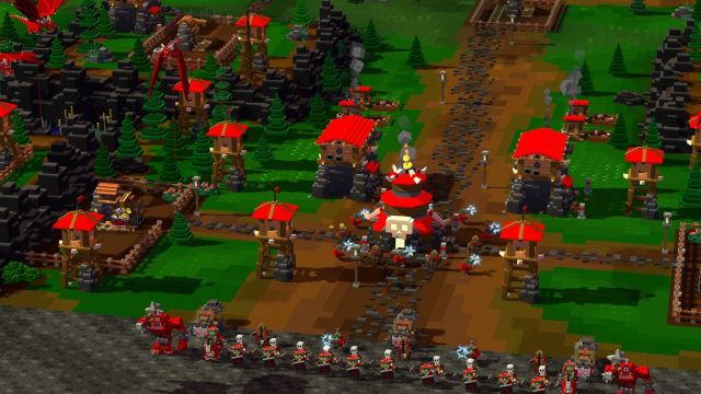 8 bit hordes review xbox one 3