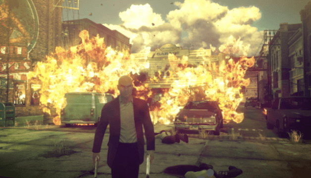 Hitman HD Enhanced Collection review xbox one 3