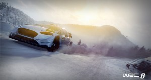 WRC8 Announcement xbox one