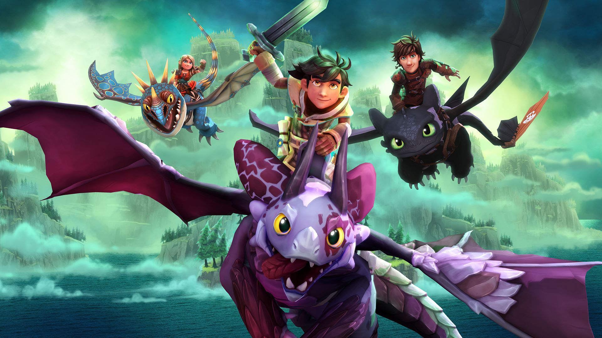 Dreamworks Dragons Dawn Of New Riders Review Thexboxhub
