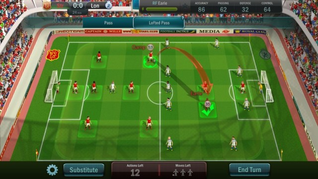 football tactics and glory xbox one