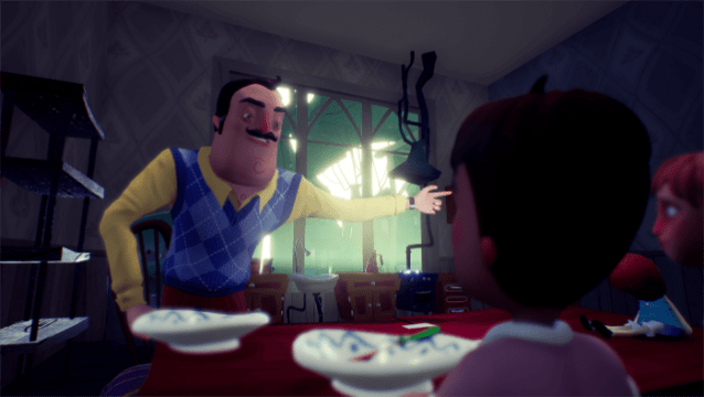 hello neighbor hide and seek review xbox one 1