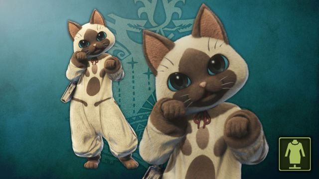 monster hunter world friendly felyne