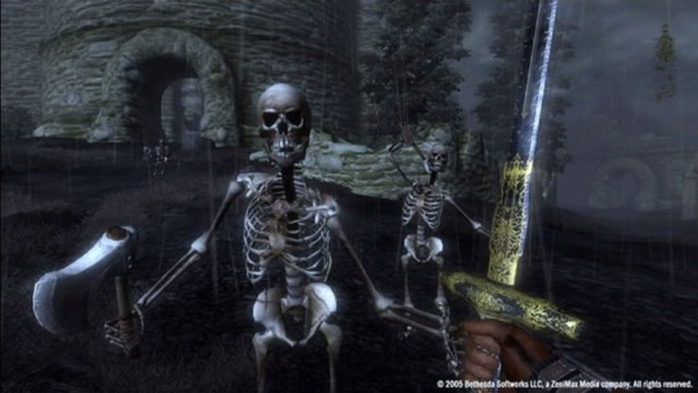 the elder scrolls iv oblivion xbox 360 2