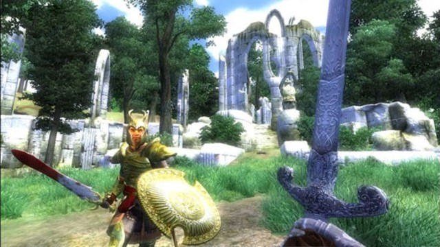 the elder scrolls iv oblivion xbox 360 3
