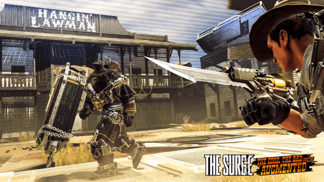the surge the good the bad review 2