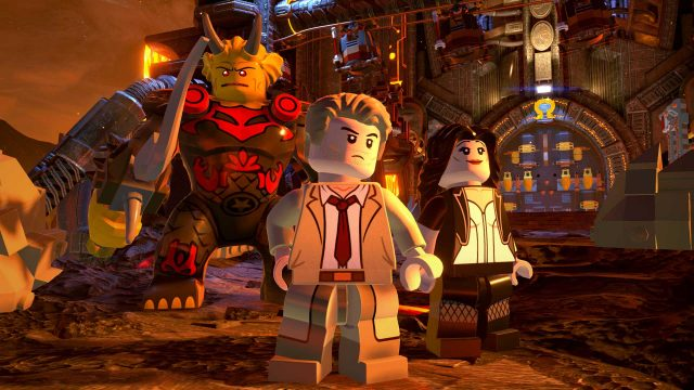 Justice League Dark Character Pack