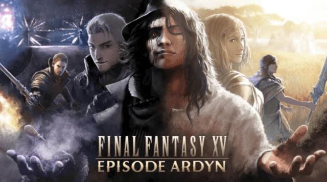 final fantasy xv episode ardyn xbox one