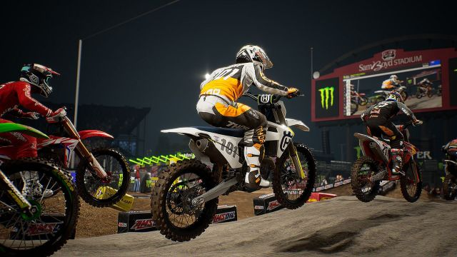 monster energy supercross 2 review xbox one 4