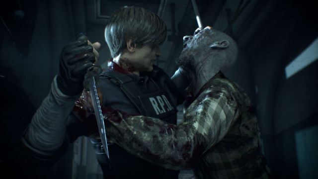 resident evil 2 review xbox one 2