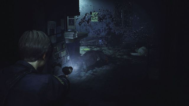resident evil 2 review xbox one 3