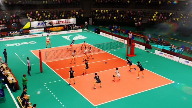 spike volleyball review xbox one 4