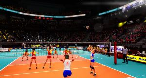 spike volleyball review xbox one 5