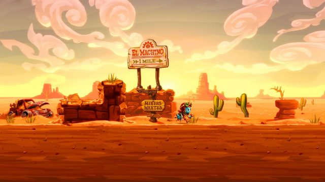 steamworld dig 2 review xbox one 1