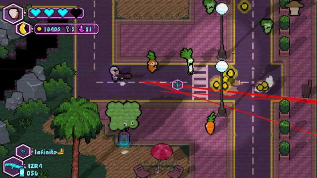 the walking vegetables radical edition review xbox one 1