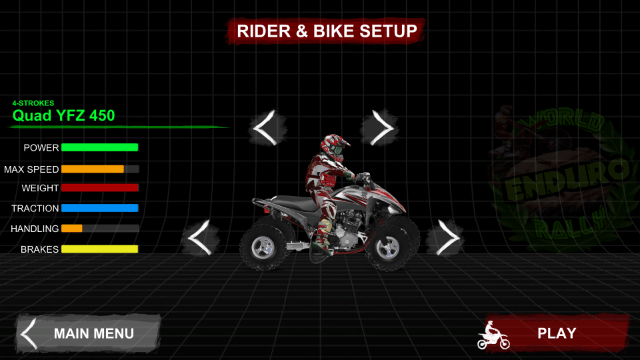 world enduro rally screenshot1