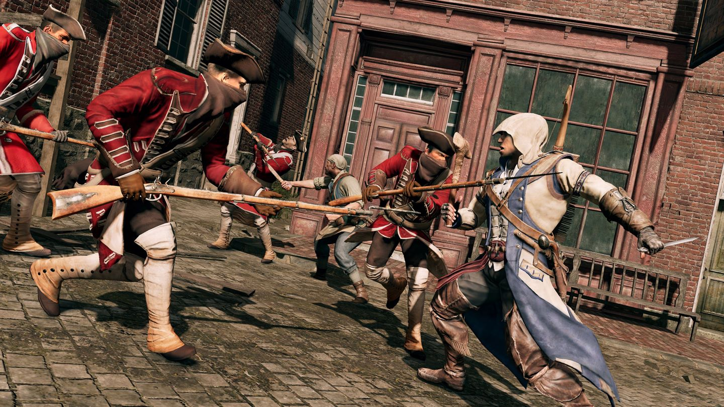 Relive The American Revolution With Assassin S Creed Iii