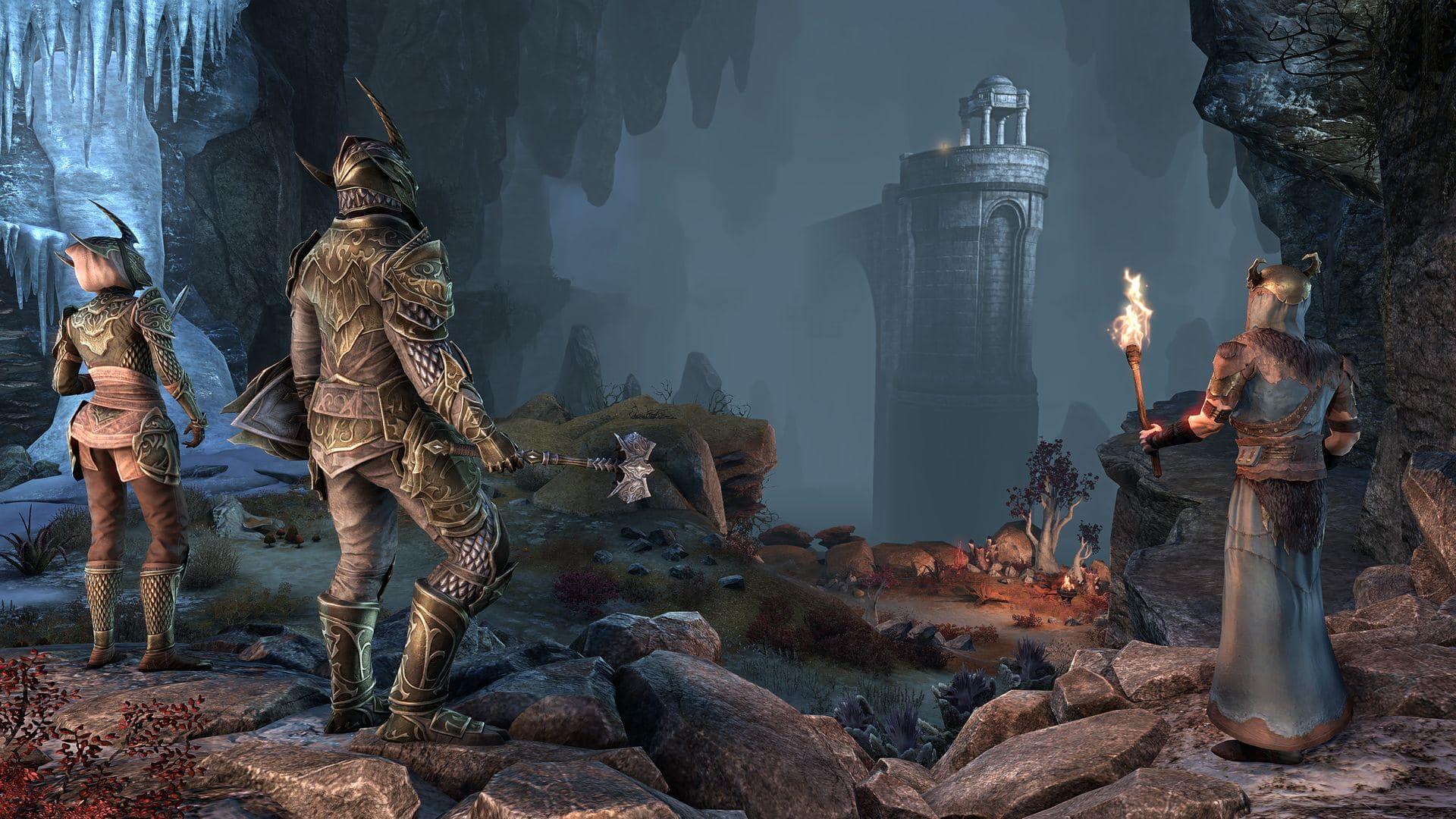 Season of the Dragon begins in The Elder Scrolls Online as