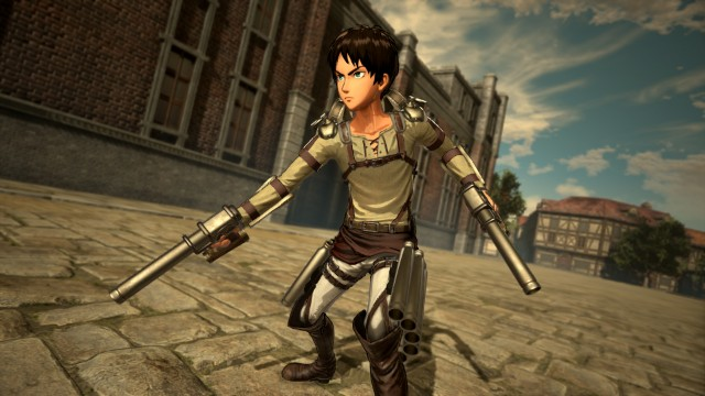 Attack On Titan 2 Final Battle Will See You Retake The