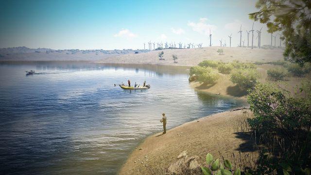 fishing sim world lago del mundo