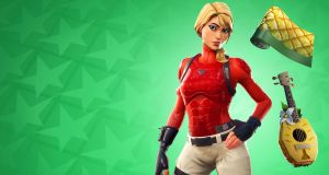 fortnite laguna pack xbox one