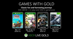 games with gold march 2019