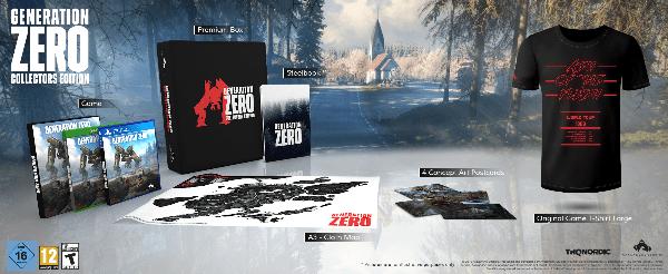 generation zero new collectors edition