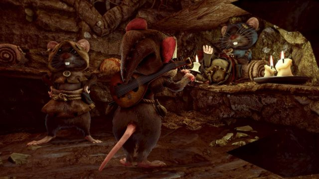 ghost of a tale review xbox one 3