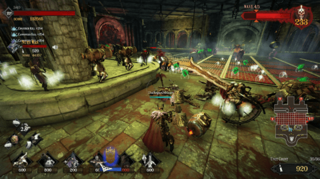 hell warders review xbox one 2