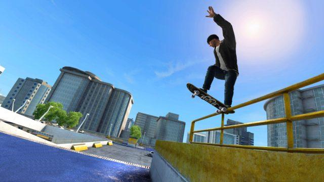 skate 3 xbox one