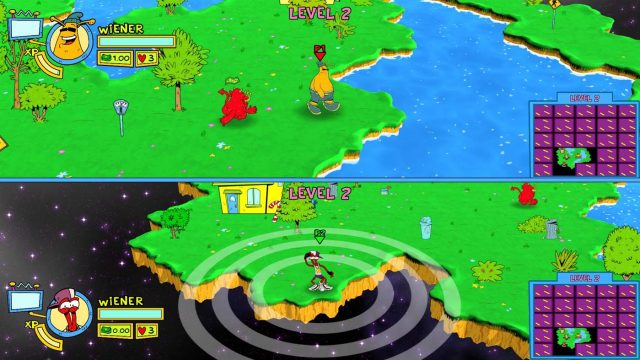 toejam and earl back in the groove review xbox one 1