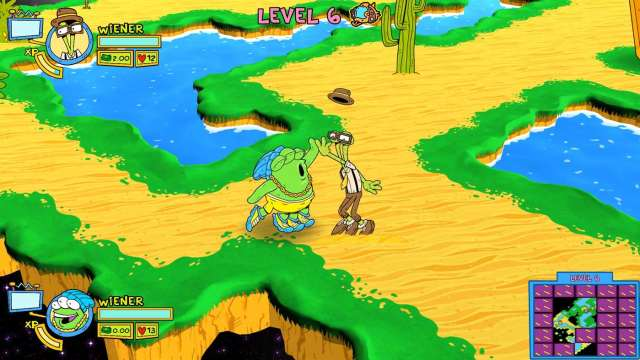 toejam and earl back in the groove review xbox one 2