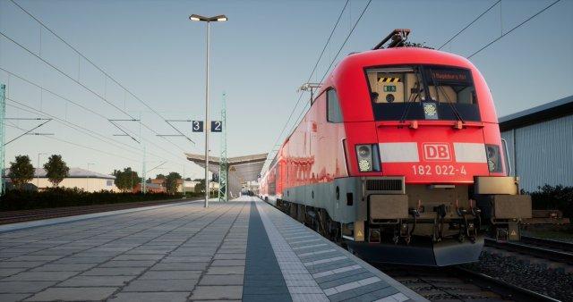 Train Sim World Main Spessart Bahn