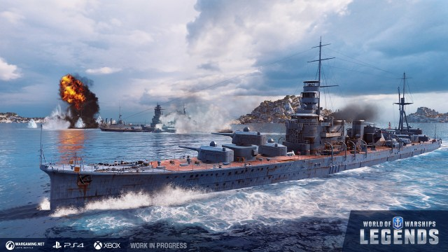 world of warships legends xbox one 2