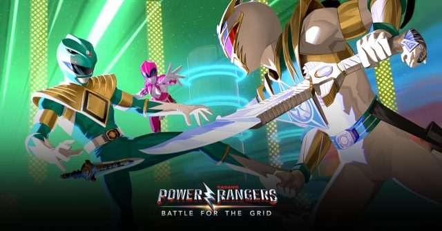 Power Rangers: Battle for the Grid free update