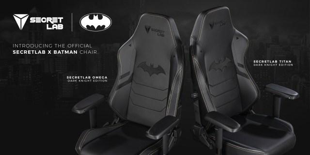 Secretlab Dark Knight Edition announcement image_updated