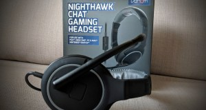 Venom Nighthawk chat gaming headset review 1