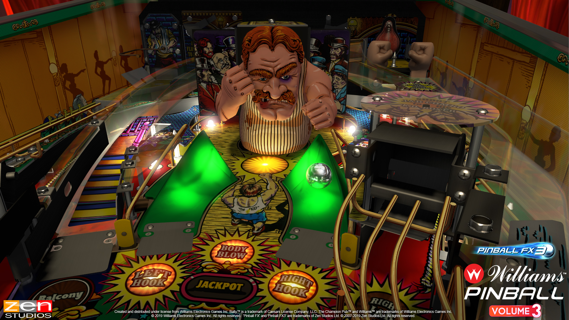 Pinball FX3 – Williams Pinball: Volume 3 Review | TheXboxHub