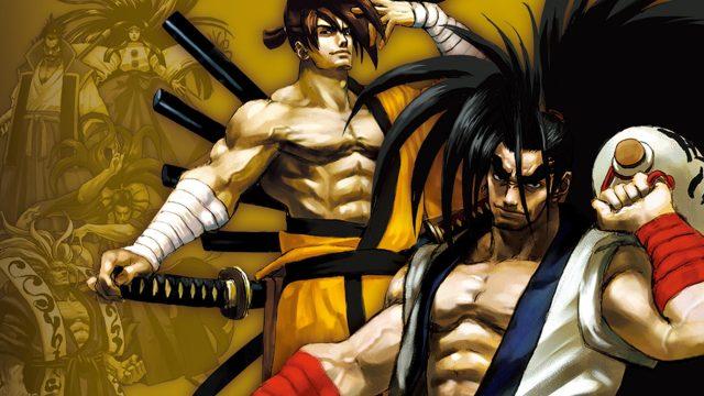 acaneogeo samurai shodown v special xbox one