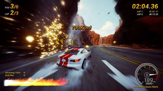 dangerous driving review xbox one 3