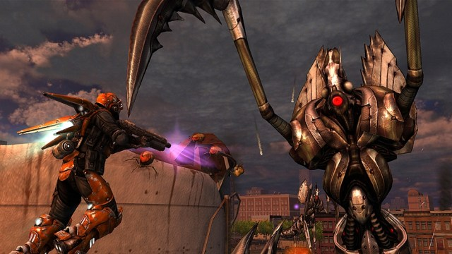 Earth Defense Force: Insect Armageddon now free to download
