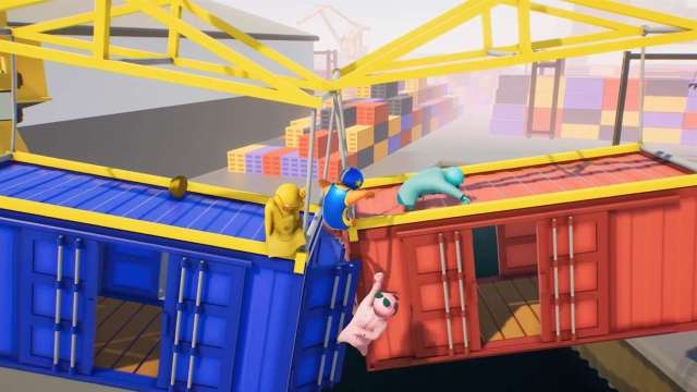 gang beasts review xbox one 4