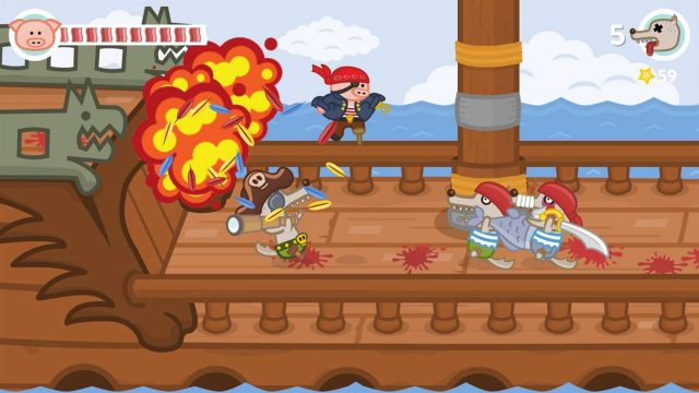 iron snout review xbox one 3