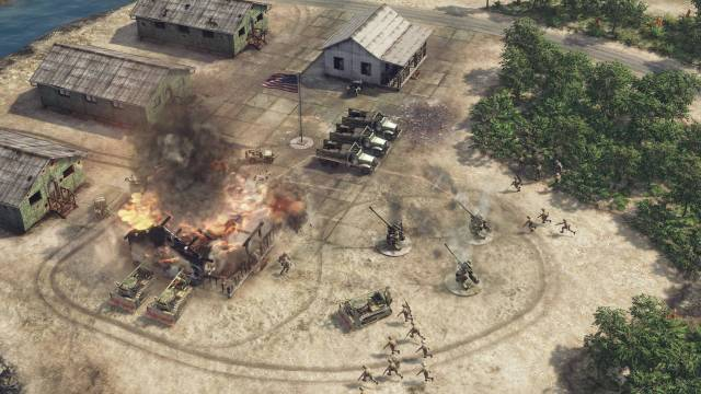 sudden strike 4 pacific war dlc review 2