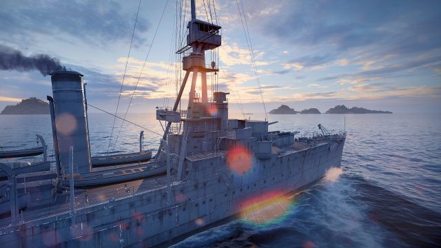 world of warships legends xbox one 4