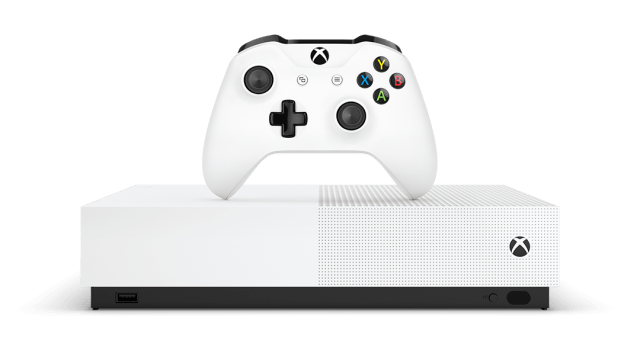 xbox one s all digital edition