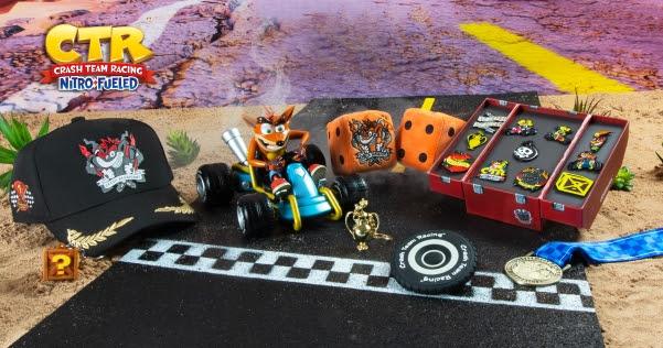Crash Team Racing Numskulls