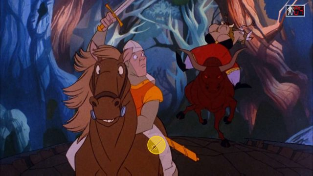 dragons lair trilogy review xbox one 1