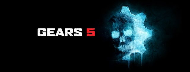 gears of war 5 logo